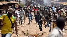 Image result for picture of herdsmen attack on community